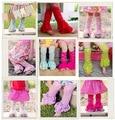 Baby Toddler Leg Warmers children lace Socks/kids leg warmer/cotton leg warmer