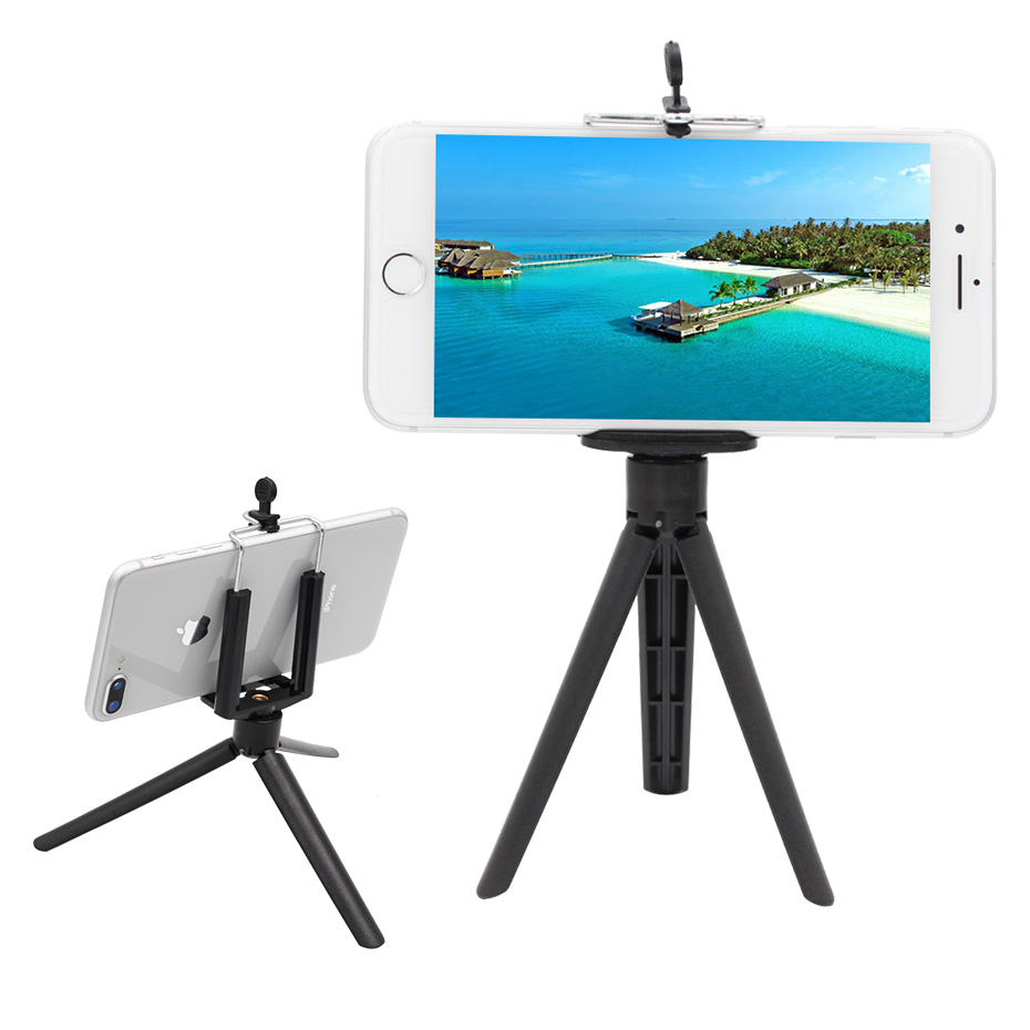 Mini Camera Tripods Flexible Tripod Smartphone Tripod Mobile Phone Mount Holder for Go pro Xiaomi Samsung Android Phones Tripod