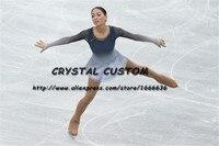 Custom Ice Skating Dresses Graceful New Brand Figure Skating Dresses For Competition DR4224