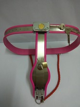 Секс Инструменты для продажи нержавеющая сталь сексуальный женский пояс верности Устройство сексуальная секс-игрушки БДСМ фетиш Связывание игрушки секс-игрушки для женщины.