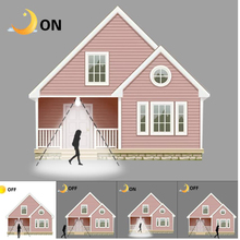 E27 LED PIR Motion Sensor Lamps 5W/7W/9W Super Brightness Infrared Human Body Induction Lamp Bulb Hot Sale