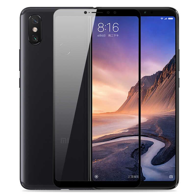 mi max 3 glass for Xiaomi mi max 3 2 tempered glass Xiomi Xaomi Xiami mi max3 max2 screen protector mimax2 mimax3 film cover