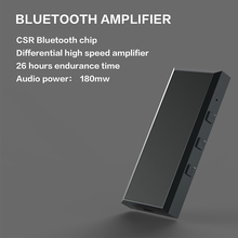 hifi lossless Bluetooth amp magic sound bar receiver R1 headphone Amp CSR+ circuit amplificador