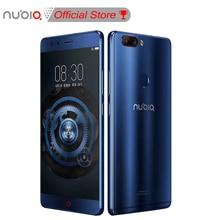 Оригинальный Нубия Z17 мобильный телефон 6 ГБ Оперативная память 64 ГБ/128 г Встроенная память Восьмиядерный 23.0MP + 12.0MP двойной задняя камеры отпечатков пальцев NFC 1920*1080 FHD