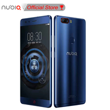 Original Nubia Z17 Handy 6 GB RAM 64 GB/128G ROM Octa-core 23.0MP + 12.0MP Dual rückseite Kameras Fingerabdruck NFC 1920*1080 FHD