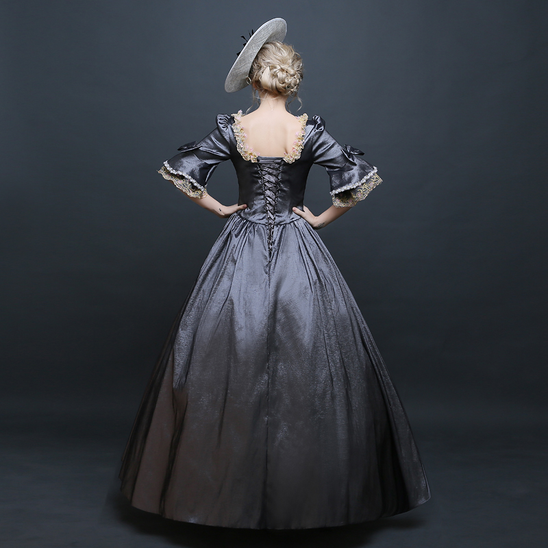 e757d08f8 Renacimiento georgiano período mascarada princesa de dama de honor ...