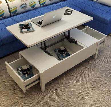 Drop tea table. The sitting room tea table folding multi-function table 1