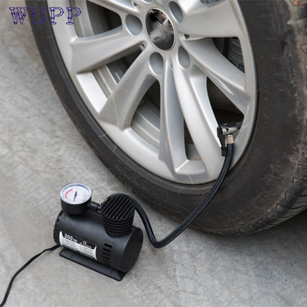 Highly portable and easy to use air compressor Tire Inflator