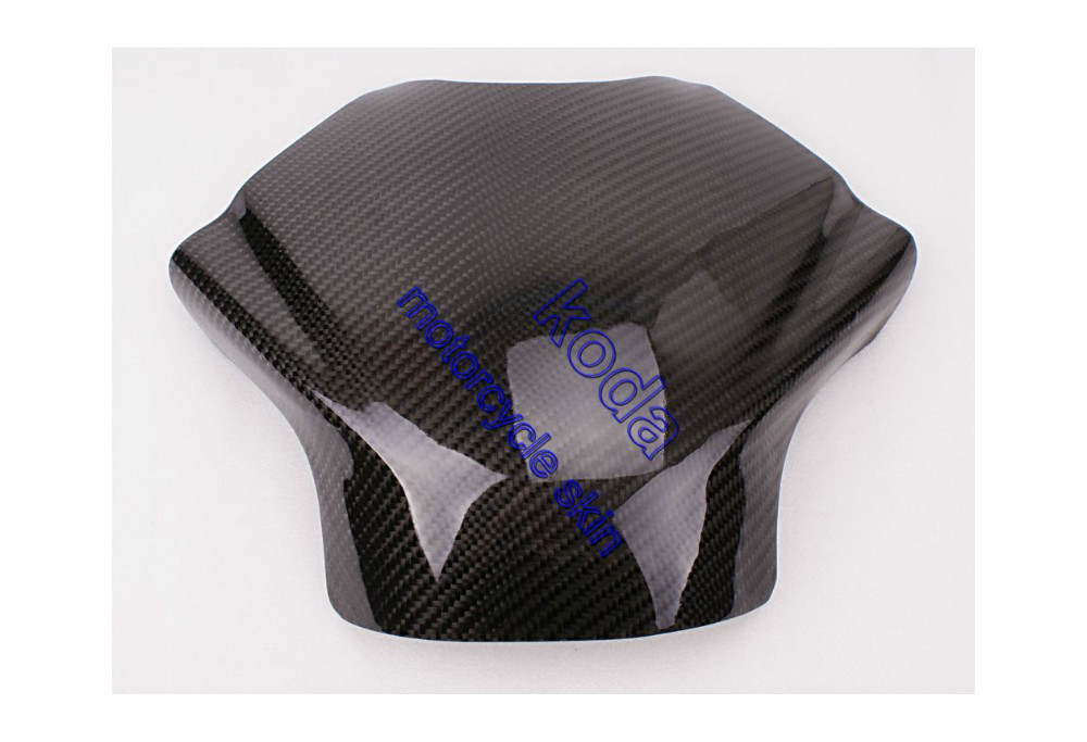 ФОТО Carbon Fiber Fuel Gas Tank Protector Pad Shield For 2008 R6