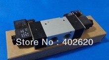 5 шт./лот бесплатная доставка электромагнитный клапан Válvula Бутик Электромагнитный Клапан 3V320-10, 3/8, 220В, 2 положение 3 ходовой Электромагнитный Клапан