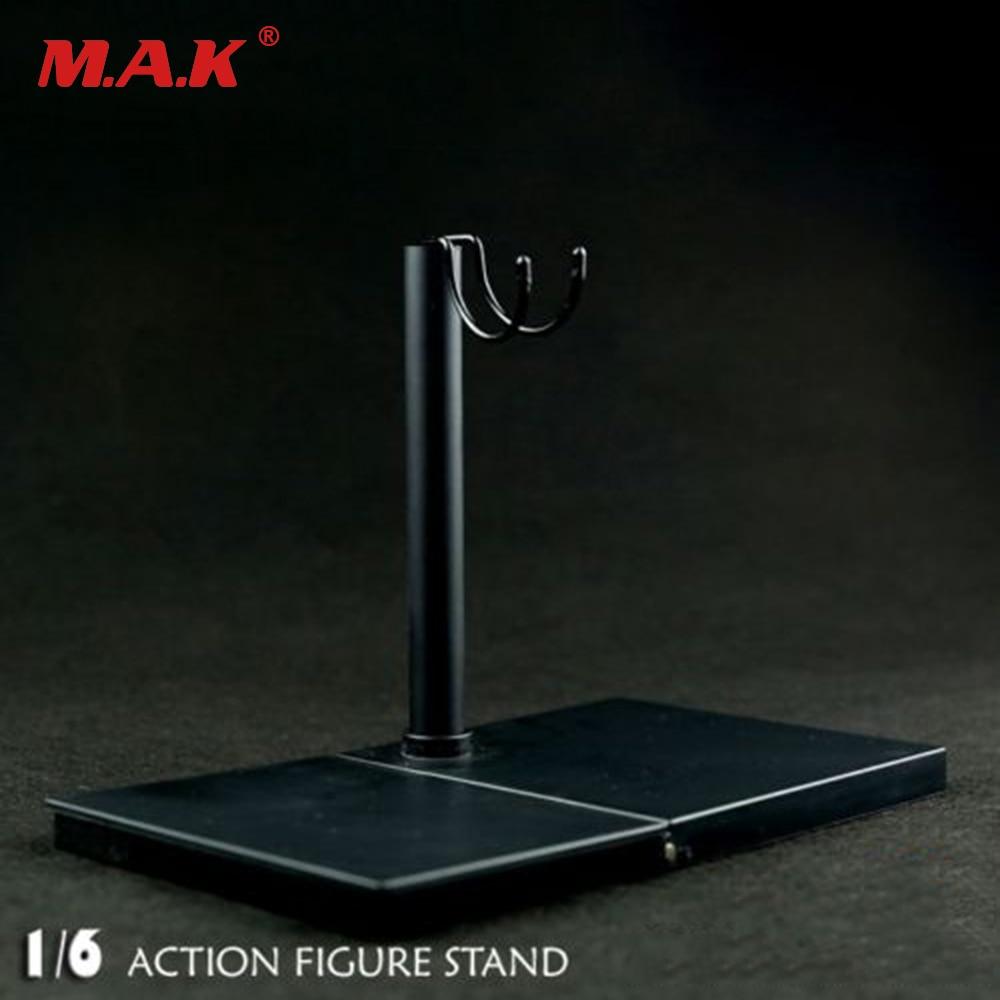 1/6 Scale U Shape Action Figure Folding Waist Stand For 12 Figure Accessories