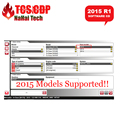 New CDP Software CD 2015 R1 2015 Release 1 without Keygen Free Activation for TCS CDP PRO PLUS MULTIDIAG CDP 3IN1