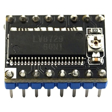 купить Lv8729 Stepper Motor Driver 4-Layer Substrate Ultra Quiet Driver Lv8729 Driver Support 6V-36V Full  Micro- -step Driver Contro дешево