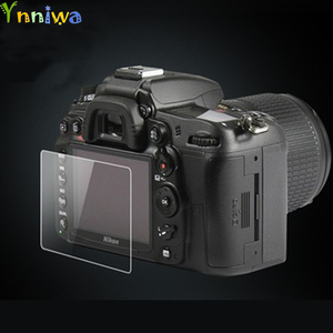 Image 1 - Camera Tempered Glass Screen Protector For Nikon D3300 D3400 D7000 D7100 D7200 D5200 D5300 D5500 Toughened Glass Protective Film