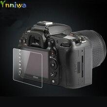 Protecteur décran en verre trempé pour appareil photo pour Nikon D3300 D3400 D7000 D7100 D7200 D5200 D5300 D5500 Film de protection en verre trempé