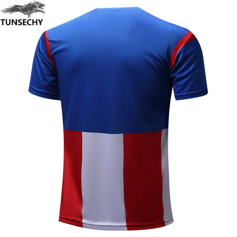 HTB1BL2lQFXXXXX0XXXXq6xXFXXXz - Superman Batman spider man captain America Hulk Iron Man fitness shirts boyfriend gift ideas