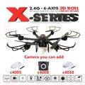 MJX X600 drones com câmera hd wi-fi Modo Headless Retorno Automático Vs wltoys FPV qr x350 zangão dji fantasma 3 profissional v666 fpv
