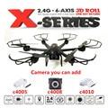 MJX X600 drones con cámara hd wifi Headless Modo de Retorno Automático Vs dji phantom 3 profesional FPV qr x350 drone wltoys v666 fpv