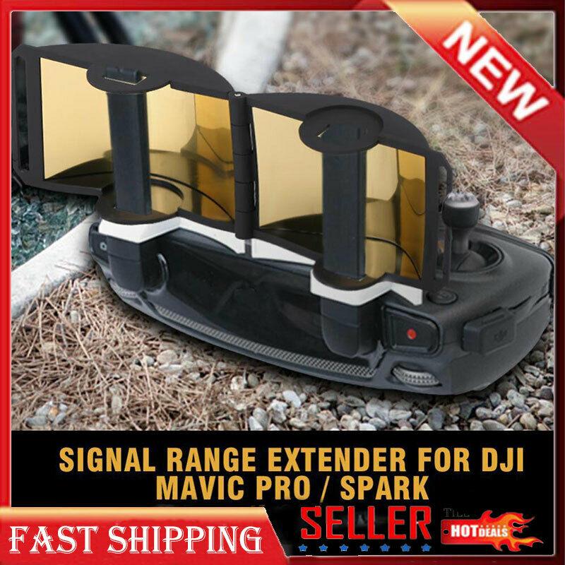 1x Signal Verstärker Booster Antenne Range Extender für DJI Spark Mavic