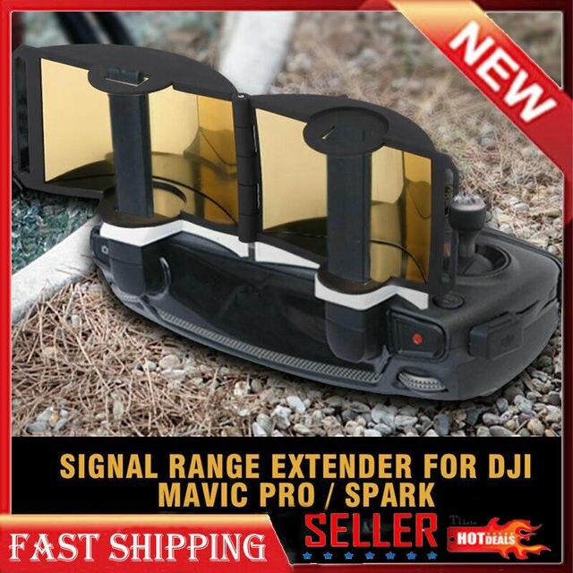 Remote control Signal Extender Amplifier Antenna Range Booster for DJI MAVIC Mini / 2 PRO Zoom/Pro/AIR Drone Spark Accessories