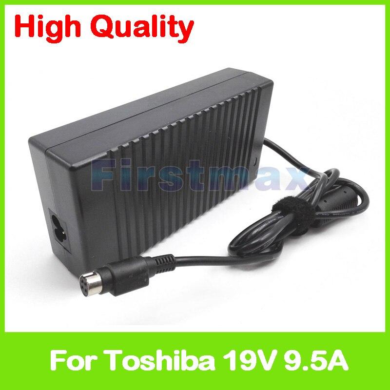 Pa3546e-1ac3 para Toshiba Portátil ac Adaptador Carregador Qosmio X500 X505 X70 X70-a X75 X75-a X770 X775 X870 X875 19 v 9.5a 180 w