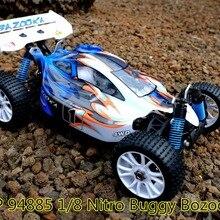 HSP 94885 1/8 nitro buggy Bozooka 28CXP RC автомобиль(соревновательный класс