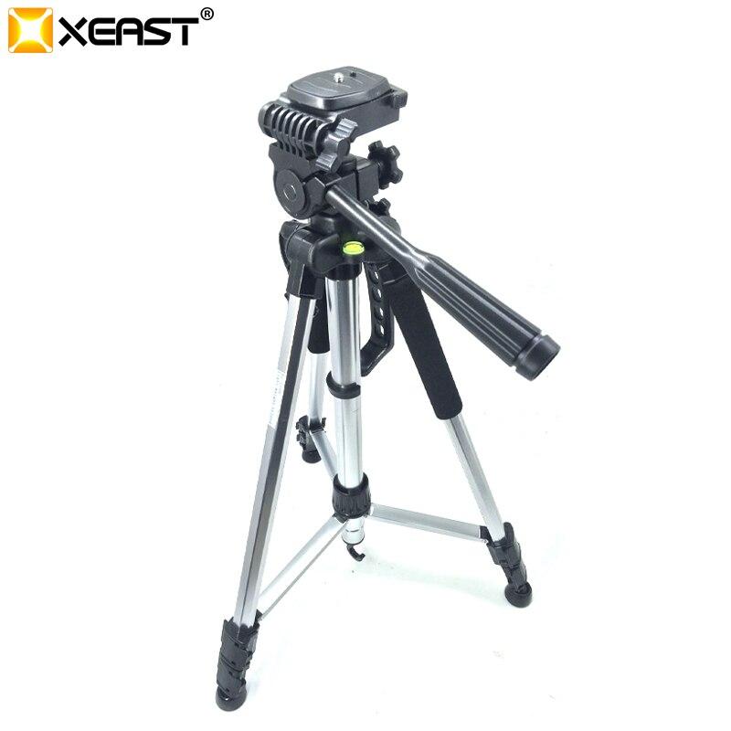 XEAST 150 CM metall Stativ Laser ebene/Kamera/telefon/universalTripod 1/4 gewinde Laser Stativ für Laser Ebene einstellbar