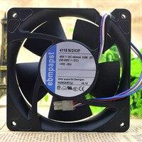 ebmpapst 4118 N/2H3P 4118N/2H3P Server Square Fan DC 48V 22W 120x120x38mm 4 wire