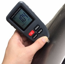 TC-100 Thickness gauge paint coating Digital Car Paint Thickness Meter 0-1300um Width Measuring tester