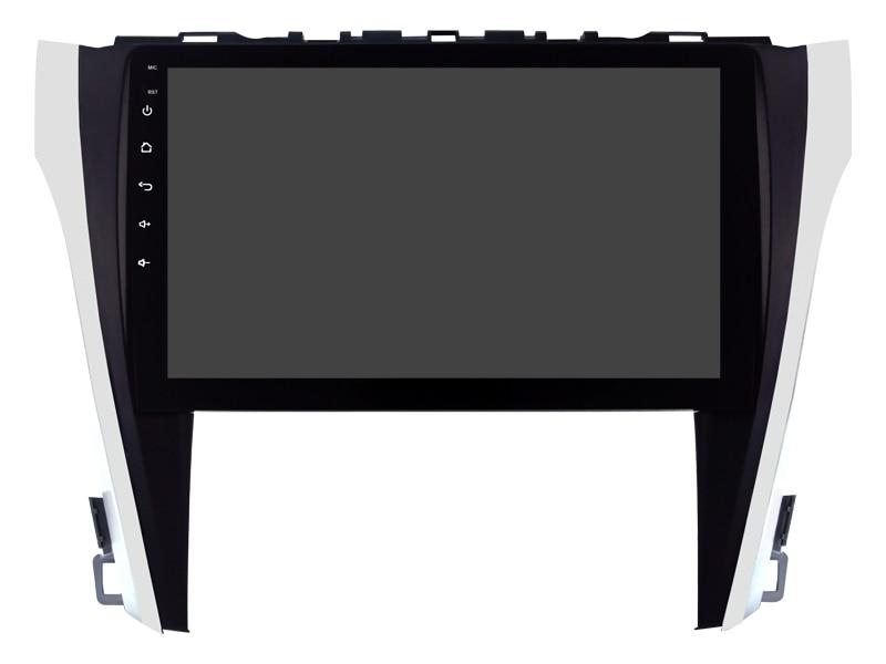 64 Гб встроенная память 8 ядер Android 8.1.2 автомобиля gps для TOYOTA CAMRY 2015 сенсорный экран автомобиля компактное минирадио стерео навигации carplay w/o DVD