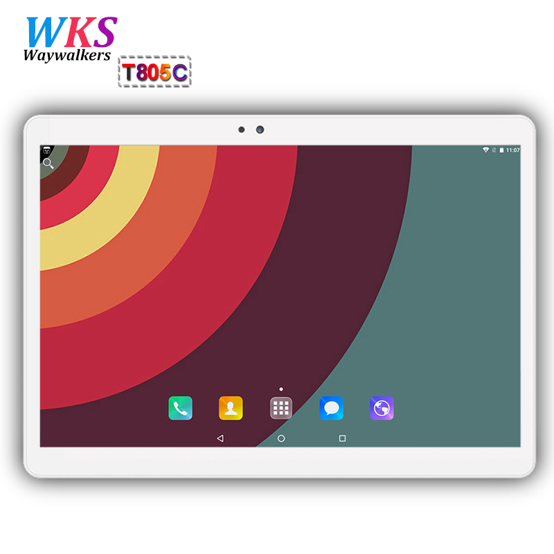 Original 10 inch tablet PC Android 7.0 Octa Core 4GB+64GB Dual SIM Card FM WIFI Bluetooth Call phone Gifts MID Tablets 10 10.1 10 2 inch android 7 0 tablet pcs 4gb 64gb tablette 3g 4glte phone call dual sim card tablets pc bluetooth wifi ips1920x1280