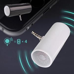 Image 2 - Jeebel Mini Speaker 3.5mm Jack for Smart phone MP4 Tablet PC Laptop Tablet Monaural Loudspeaker Music Amplifier Loudspeaker