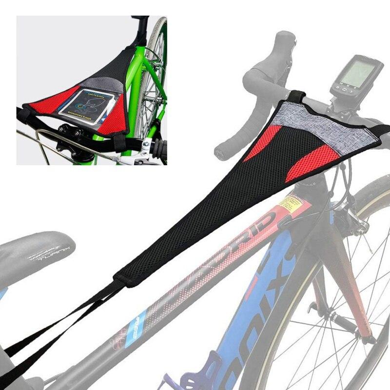 ROCKBROS MTB Road Bike Cycling Sweatproof Nets Indoor Trainer Sweat Tape