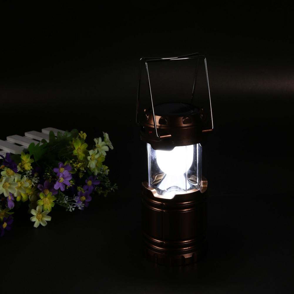На Растяжение Солнечный свет Фонари Наружное освещение супер яркий Перезаряжаемые Кемпинг Охота свет лампы ng4s