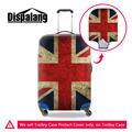 Union Jack Thick Elastic Stretch Luggage Protective Cover Apply 18-30 inch Case Country Flag Waterproof Trolley Suitcase Cover