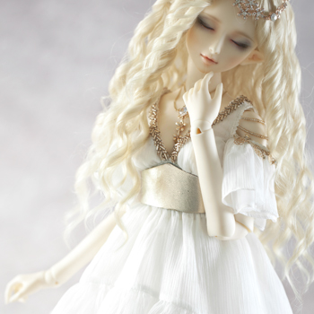 bjd accessories Original AS dress 1/3 bjd white price fancy female dream set Bjd doll as clothing 62 female doll costume gledes