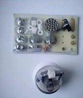 Бесплатная доставка алмазные инструменты для настройки тисков мяч блокирующий шар с Multy аксессуар