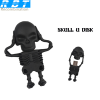 2015 RBT Real Capacity High Speed Skeletons 8GB 16GB 32GB Pen Drive Pendrive USB Flash Drive