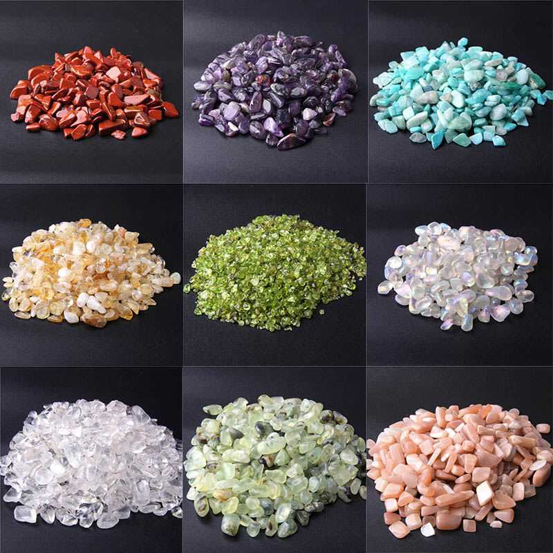 Beads Natural Gems-Stone Diy Bracelet Jewelry-Making Wholesale Necklace Mixed for Home-Decor