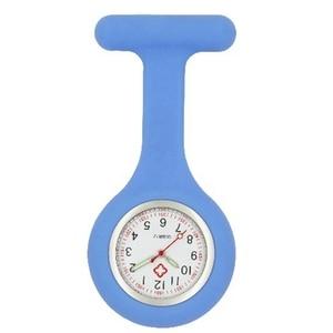 Image 4 - Infirmière en silicone lumineux montres femmes dames médecin FOB montres de poche en gros médecin médical hôpital quartz accrocher montres
