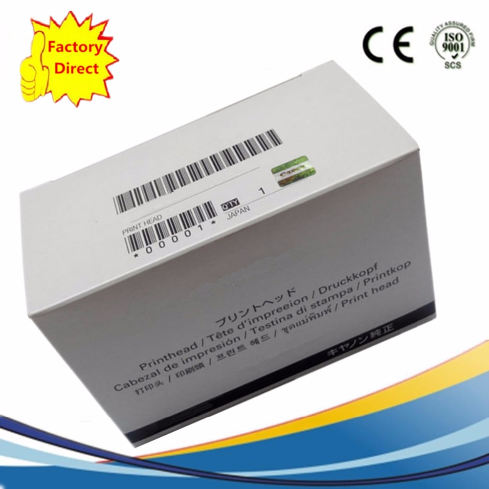 Reman QY6-0082 Printhead Printer Print Head Pixma iP7220 iP7250 MG5420 MG5440 MG5450 MG5460 MG5520 MG5550 MG6420 image