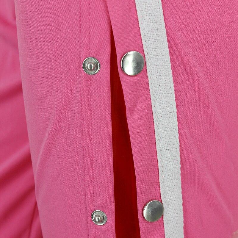 HTB1BL9dSpXXXXc4XpXXq6xXFXXX7 - Red button track pants runway Women's wide leg trousers casual pants JKP012