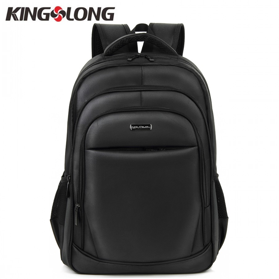 KINGSLONG Anti-theft Lock+Men's Backpack for 15.6 Inch Laptop Notebook Computer Large Capacity Travel Business Backpacks for Men olidik laptop backpack for men 14 15 6 inch notebook school bags for teenagers large capacity 30l women business travel backpack