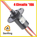 Wind turbine slip ring 4 circuits each 10A of generator/motor equirepment