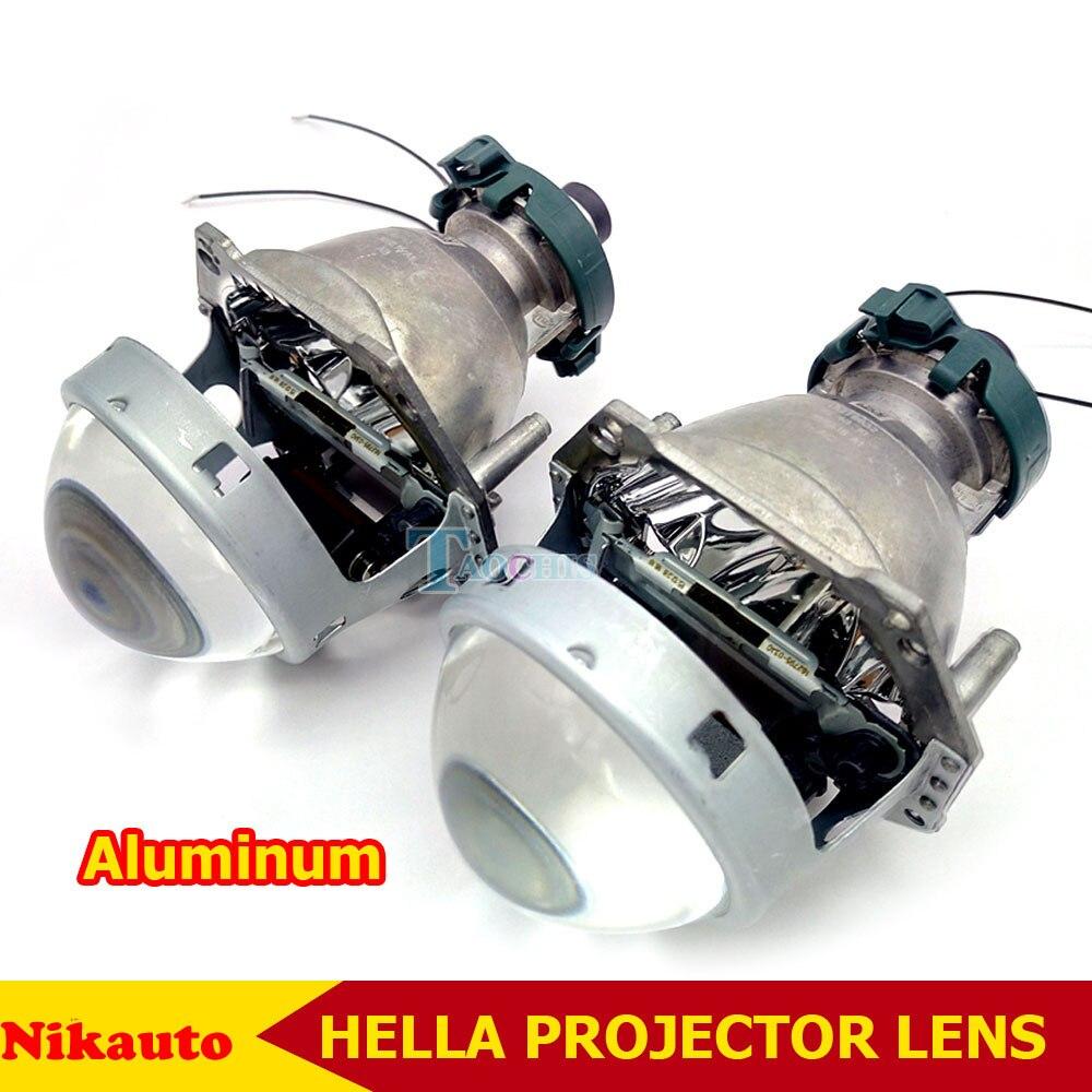 hella projector lens aluminum 3 0 inches bi xenon projector lens car hid headlight modify d2s. Black Bedroom Furniture Sets. Home Design Ideas