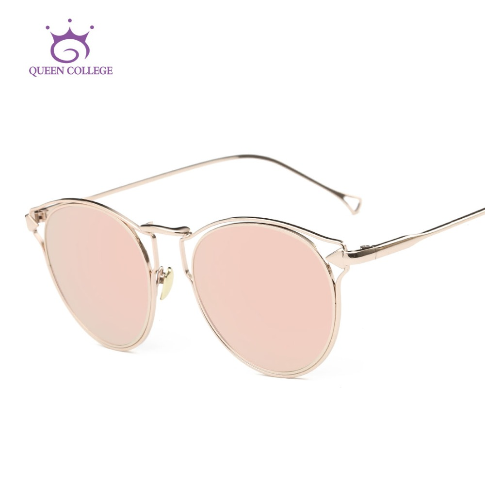 Queen College Sunglasses Womens