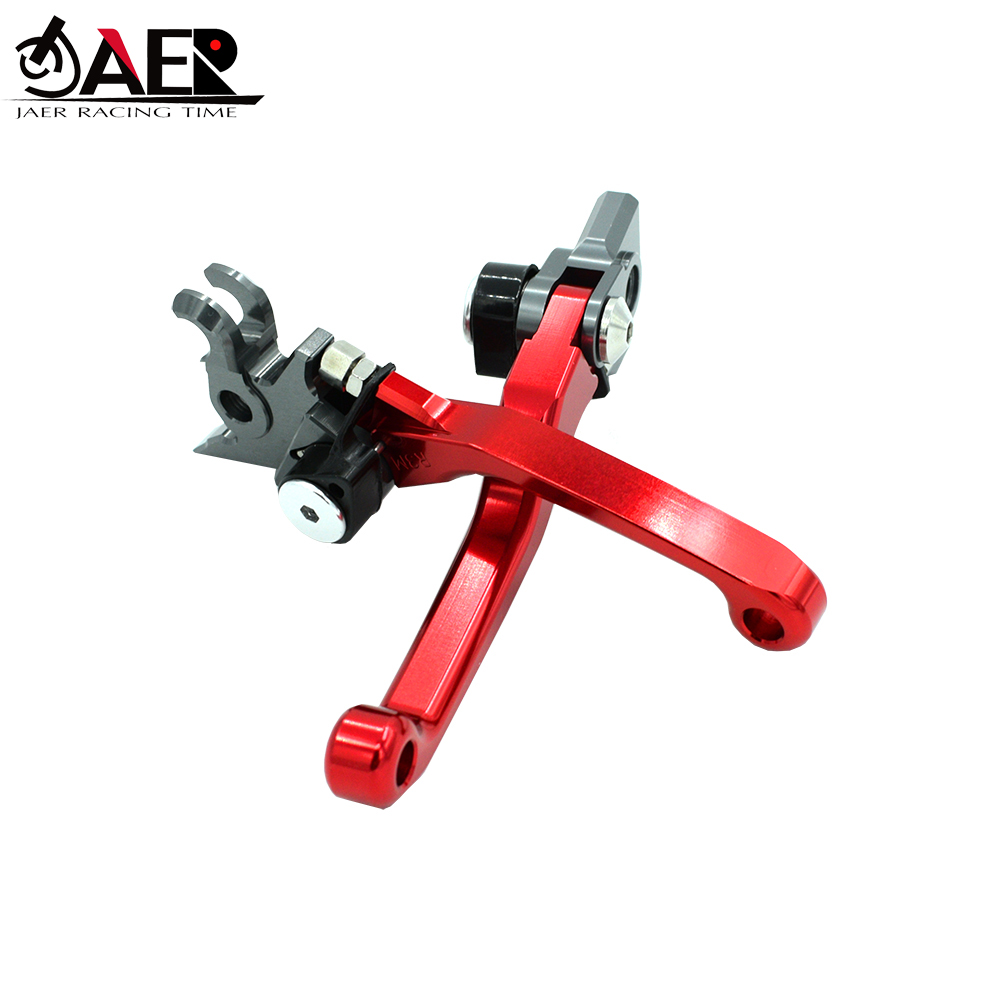 Image 3 - JAER Motorcycle Brake Clutch Lever Dirt bike Pivot Lever For Honda CRF250R CRF450R 2007 2019 CRF250RX CRF450RX Handle Levers-in Levers, Ropes & Cables from Automobiles & Motorcycles