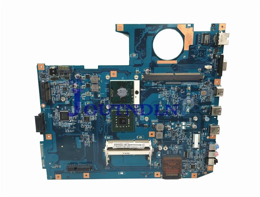 JOUTNDLN FOR Acer aspire 7738G 7735Z 7735ZG Laptop Motherboard MBP8201001 MB P8201 001 JM70 MV 48