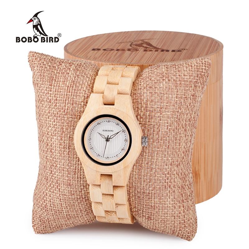 0f2da276510 ... Caixa Bobo Mulheres Relógios Fecho Dobrável Imitação Relógio de  Diamantes Senhoras Quartzo Logotipo Madeira. -36%. 🔍. Relógios para  Mulheres
