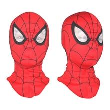 Super Cool Spiderman Mask Adult and Kids Full Head Halloween Masks Hood Masks Animal Costumes